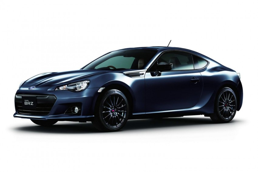 Subaru BRZ Premium Sport Edition for Japan Image #207109