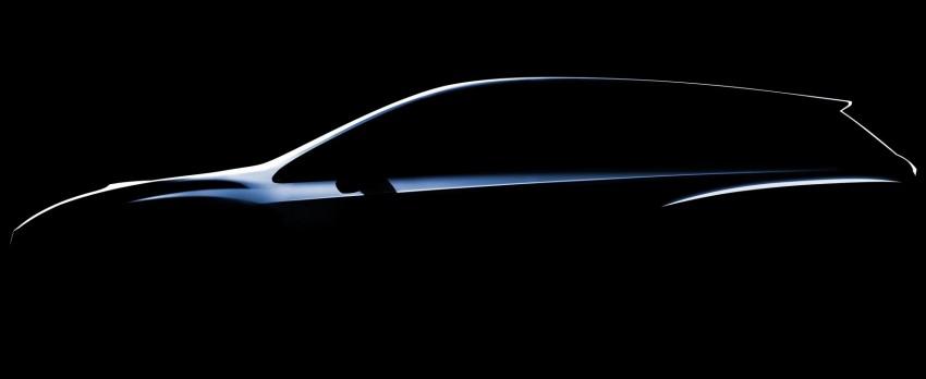 Subaru Levorg – teasing the new Legacy tourer Image #207323