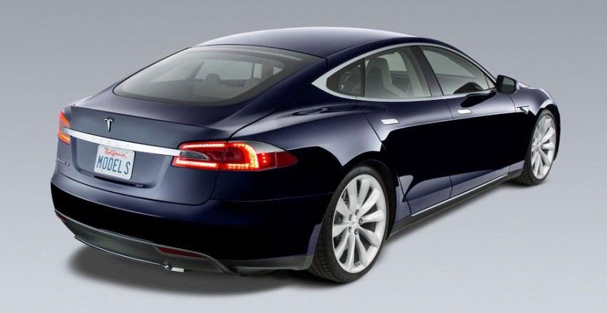 Tesla Model S tops Norway's charts for September Image #204552