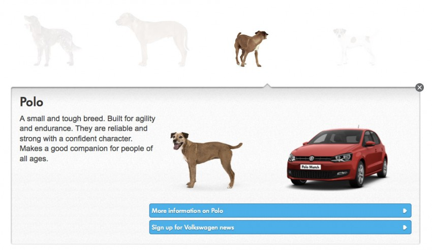 VIDEO: VW's 'Woofwagen' ad campaign stars 36 dogs Image #207300