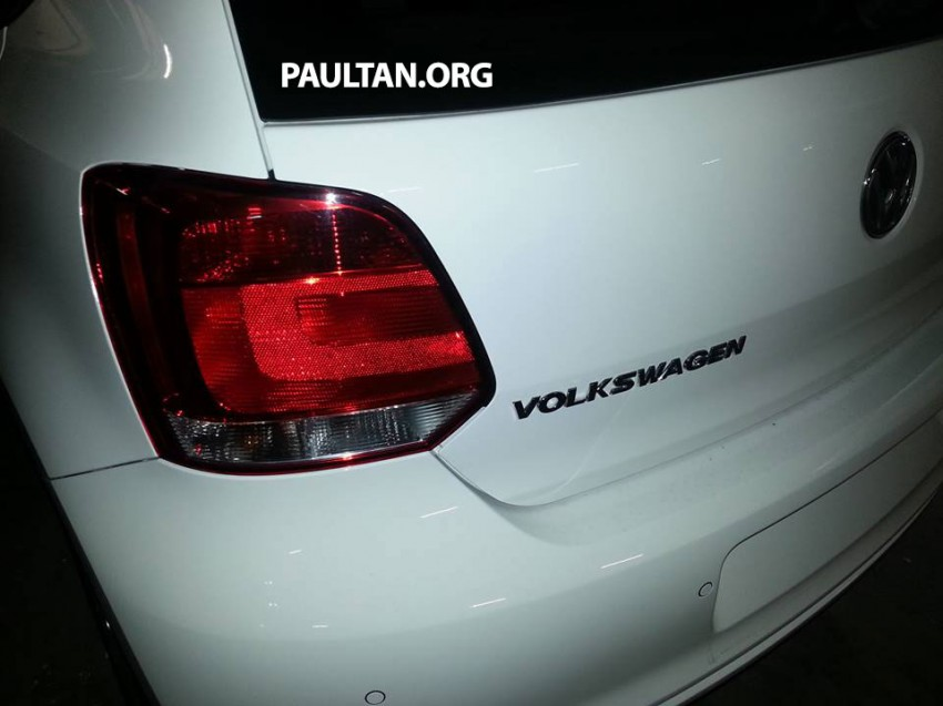 New Volkswagen Polo hatch variant sighted at JPJ Image #206892