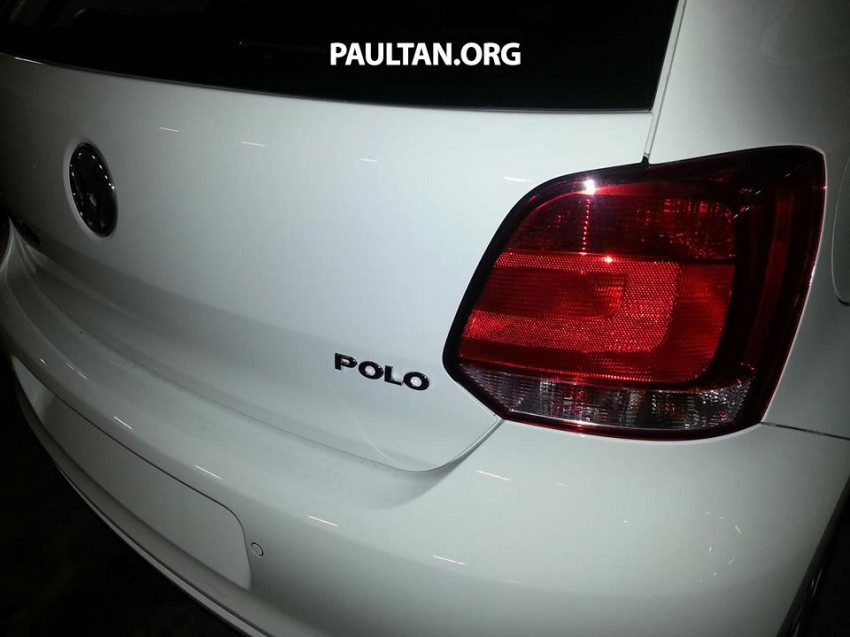 New Volkswagen Polo hatch variant sighted at JPJ Image #206893