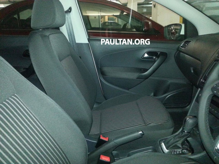 New Volkswagen Polo hatch variant sighted at JPJ Image #206894