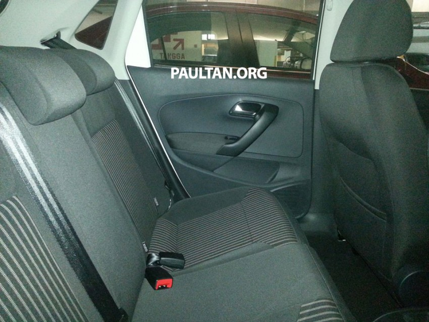 New Volkswagen Polo hatch variant sighted at JPJ Image #206895