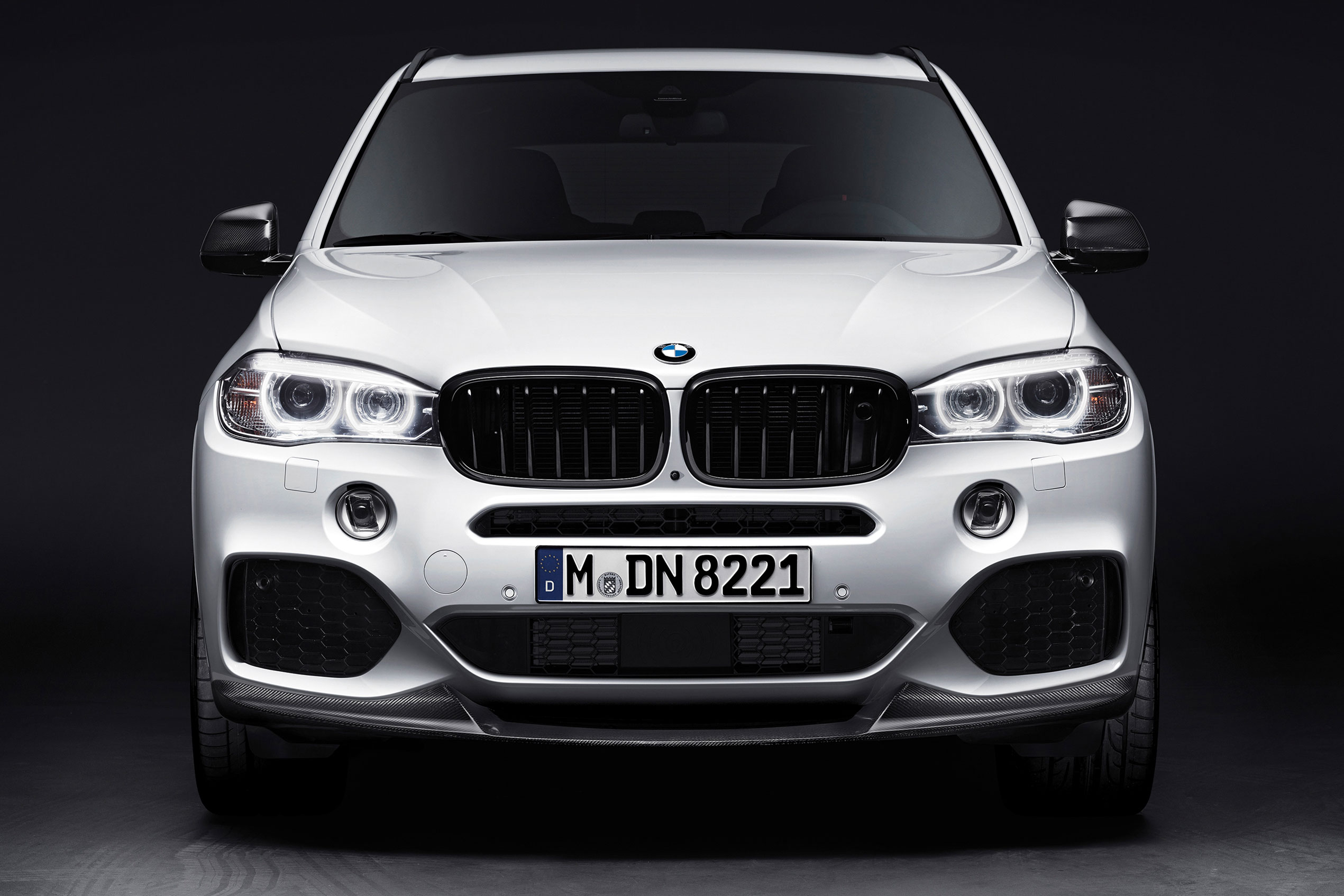 F15 Bmw X5 Gets Bmw M Performance Options
