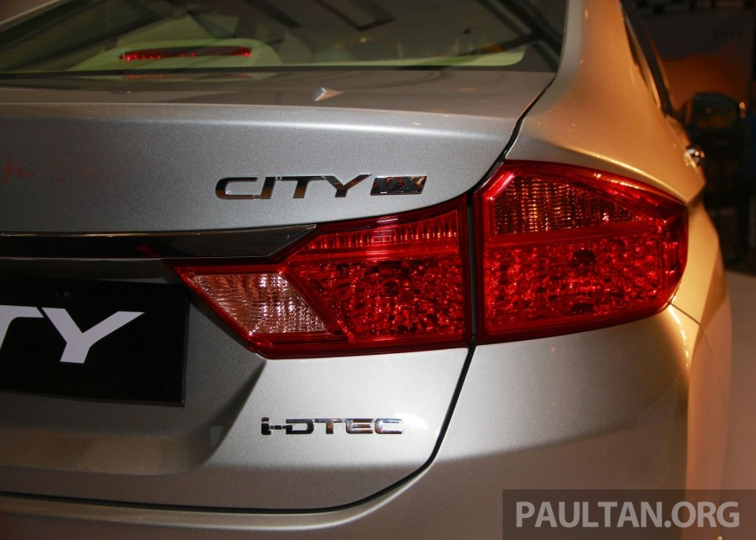 2014 Honda City makes world debut in India – class leading wheelbase, 1.5L diesel and petrol engines Image #213826