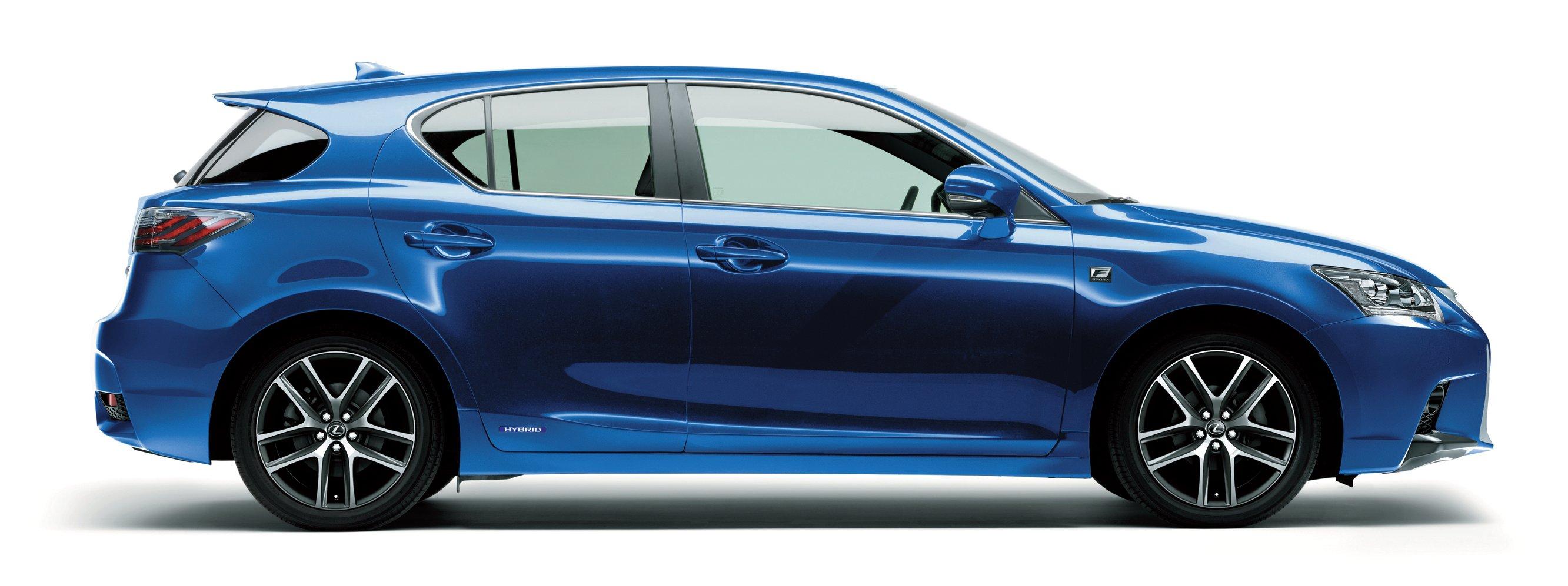 Lexus Is 200 >> 2014 Lexus CT 200h facelift unveiled in Guangzhou Paul Tan - Image 212958