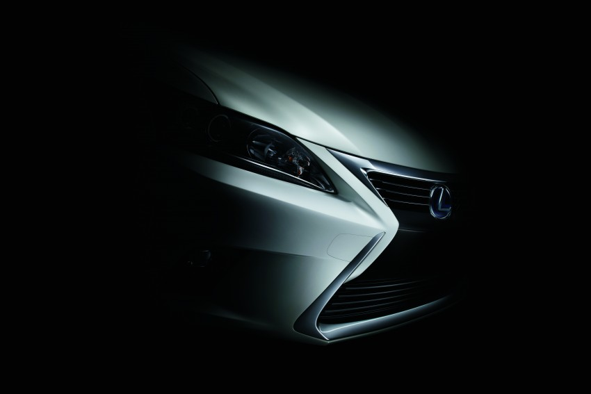 2014 Lexus CT 200h facelift unveiled in Guangzhou Image #212971