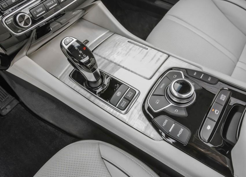 2015 Kia K900 – the flagship K9 goes to America Image #213926