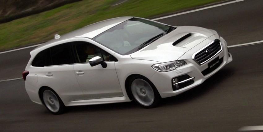 Tokyo 2013: Subaru Levorg Sports Tourer – just a prototype in name, launching next year Image #213007