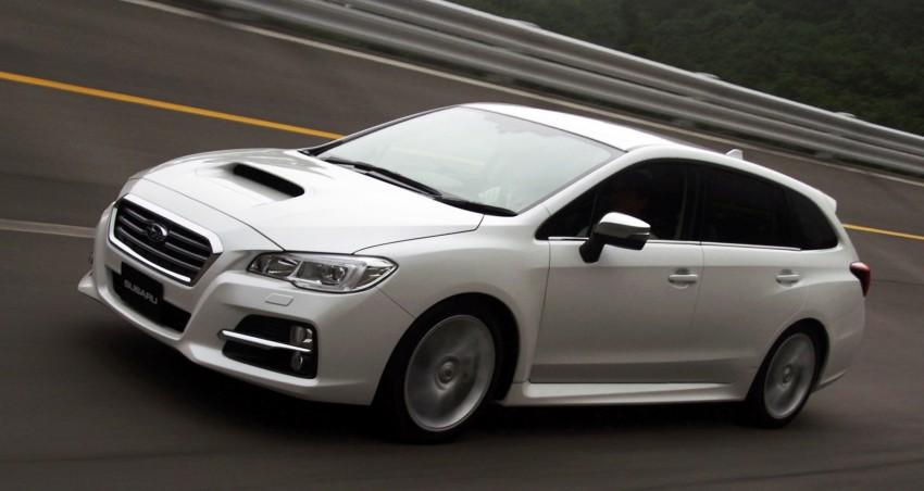 Tokyo 2013: Subaru Levorg Sports Tourer – just a prototype in name, launching next year Image #213008