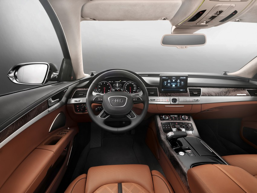Audi A8 exclusive concept – limited run of 50 units Image #210922