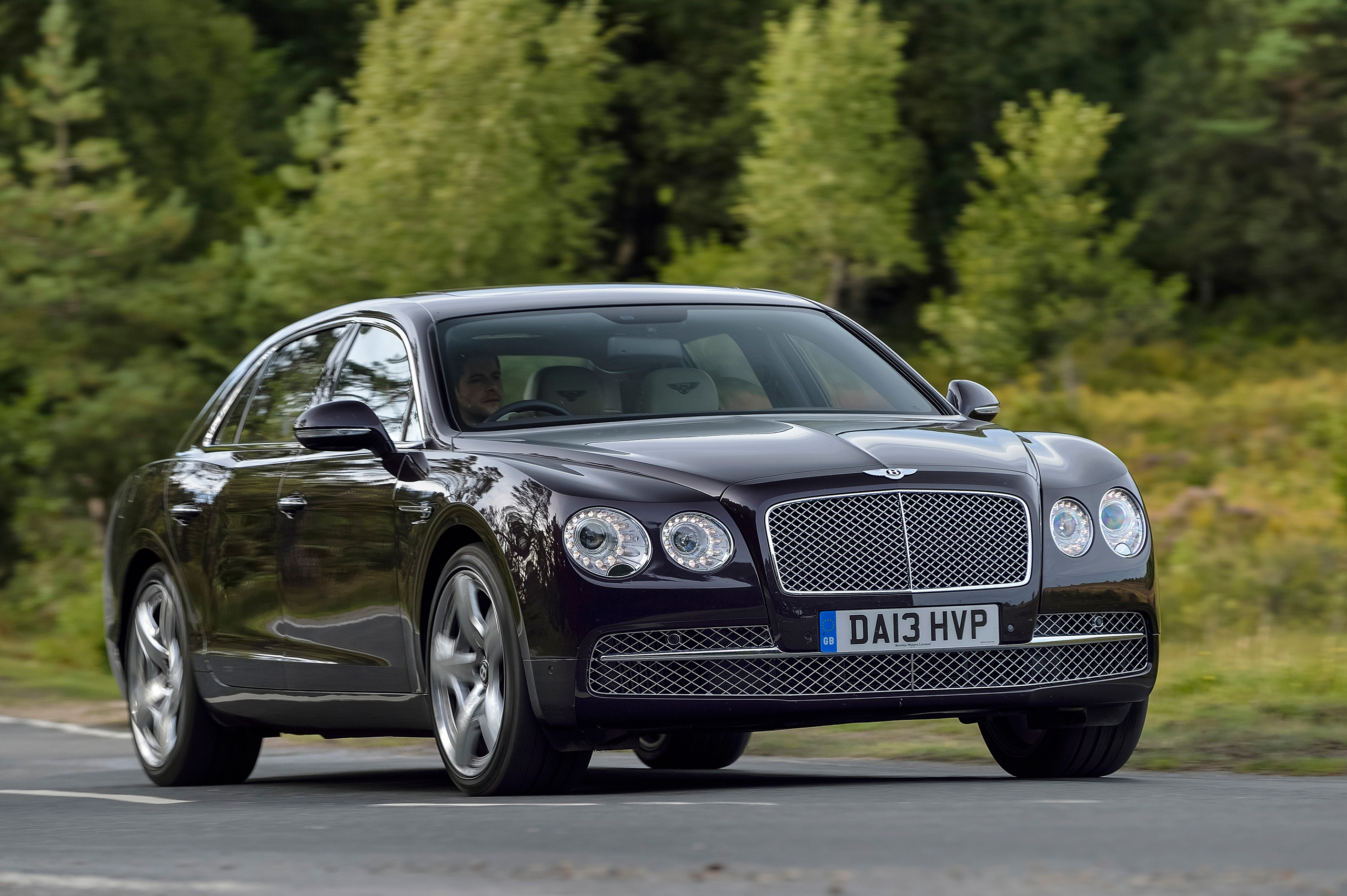 new bentley flying spur launched in malaysia from rm1 8 million. Black Bedroom Furniture Sets. Home Design Ideas