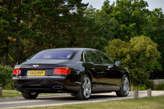 New Bentley Flying Spur Launched In Malaysia From Rm1 8 Million
