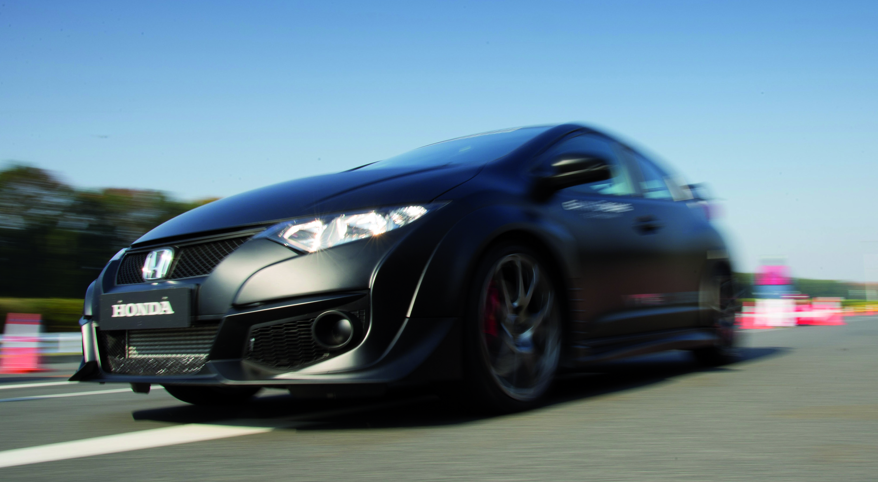 GALLERY: Honda Civic Type R testing at Tochigi track Paul ...