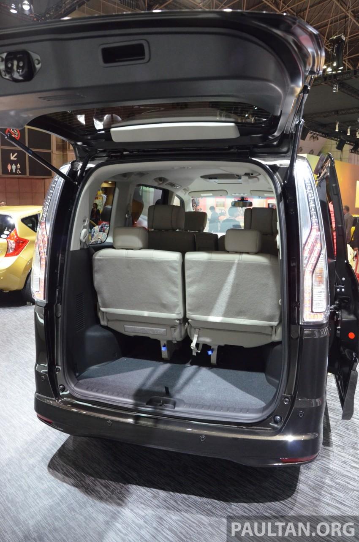Nissan Serena S-Hybrid facelift unveiled at Tokyo 2013 Image #212865