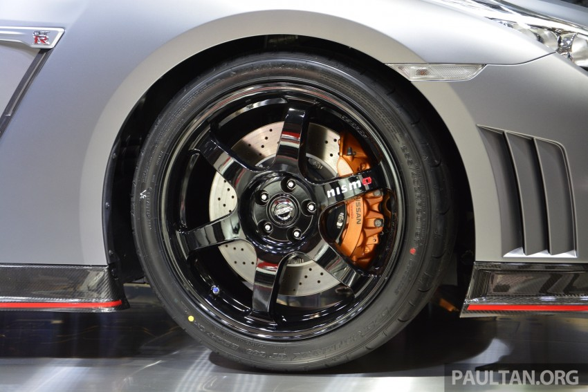 Nissan GT-R Nismo debuts – 600 hp, 7:08 'Ring time Image #213659