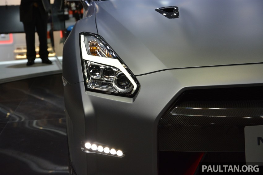 Nissan GT-R Nismo debuts – 600 hp, 7:08 'Ring time Image #213656