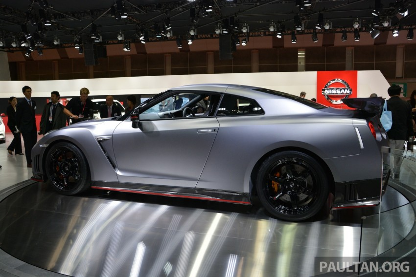 Nissan GT-R Nismo debuts – 600 hp, 7:08 'Ring time Image #213654