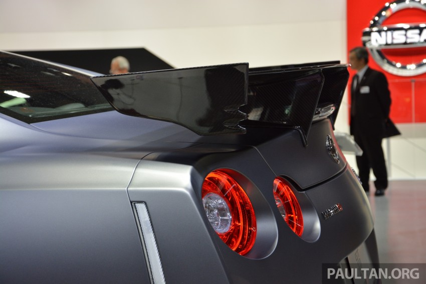 Nissan GT-R Nismo debuts – 600 hp, 7:08 'Ring time Image #213650