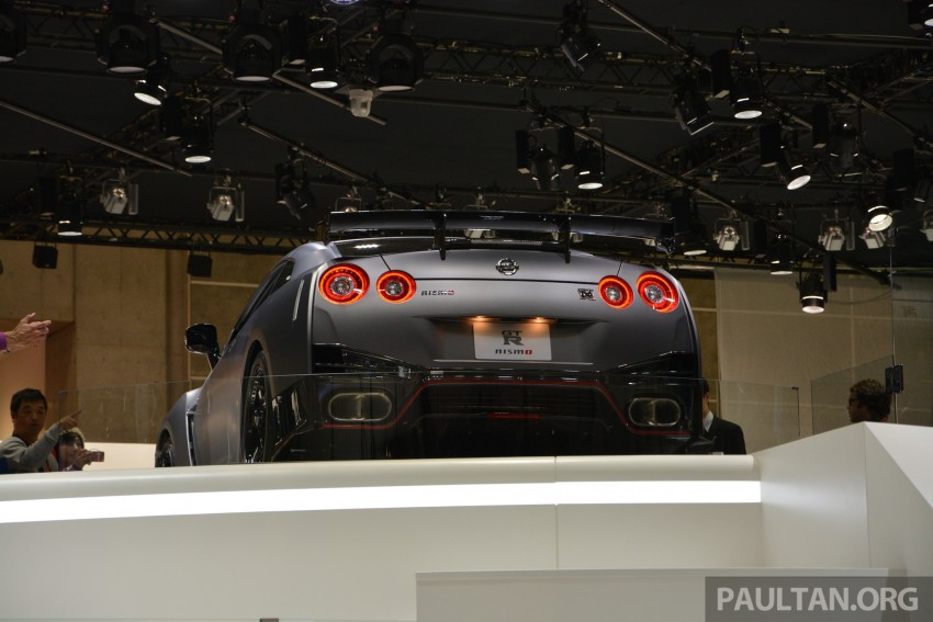 Nissan GT-R Nismo debuts – 600 hp, 7:08 'Ring time Image #213645