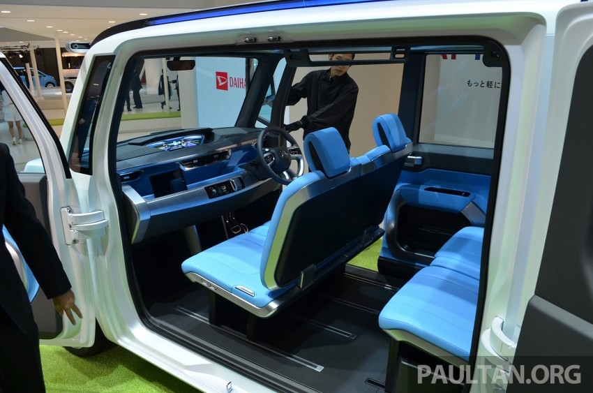 Tokyo 2013: Daihatsu Deca Deca 'super space' vehicle Image #212185