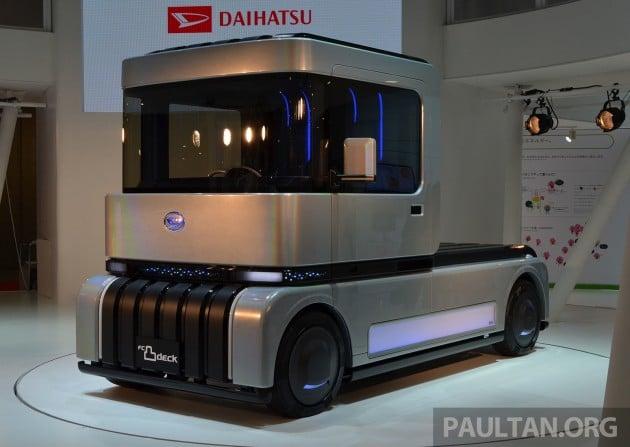 Daihatsu FC Deck-2