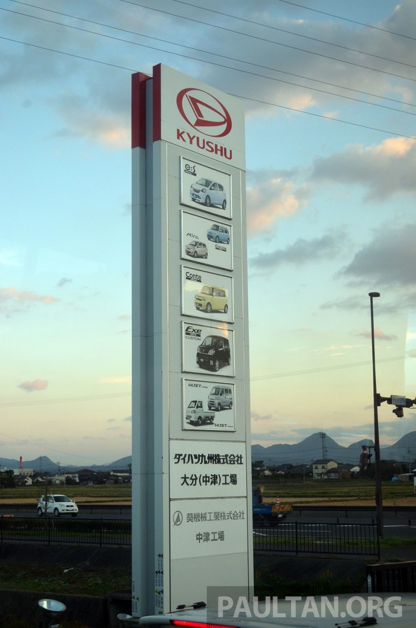 Perodua Global Manufacturing plant to mirror Daihatsu Kyushu's best practices, tech and low defect rate Image #214543