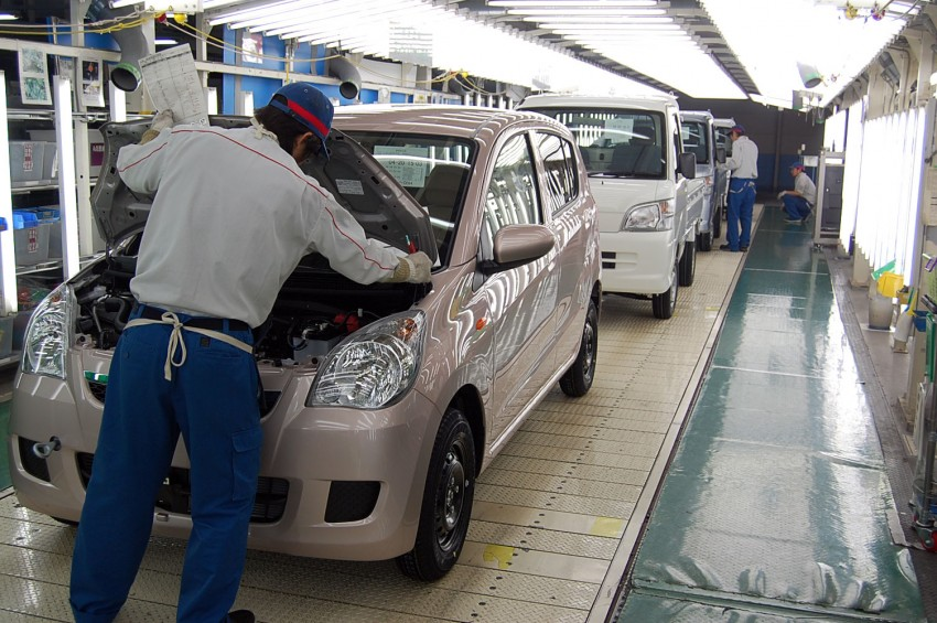 Perodua Global Manufacturing plant to mirror Daihatsu Kyushu's best practices, tech and low defect rate Image #214549