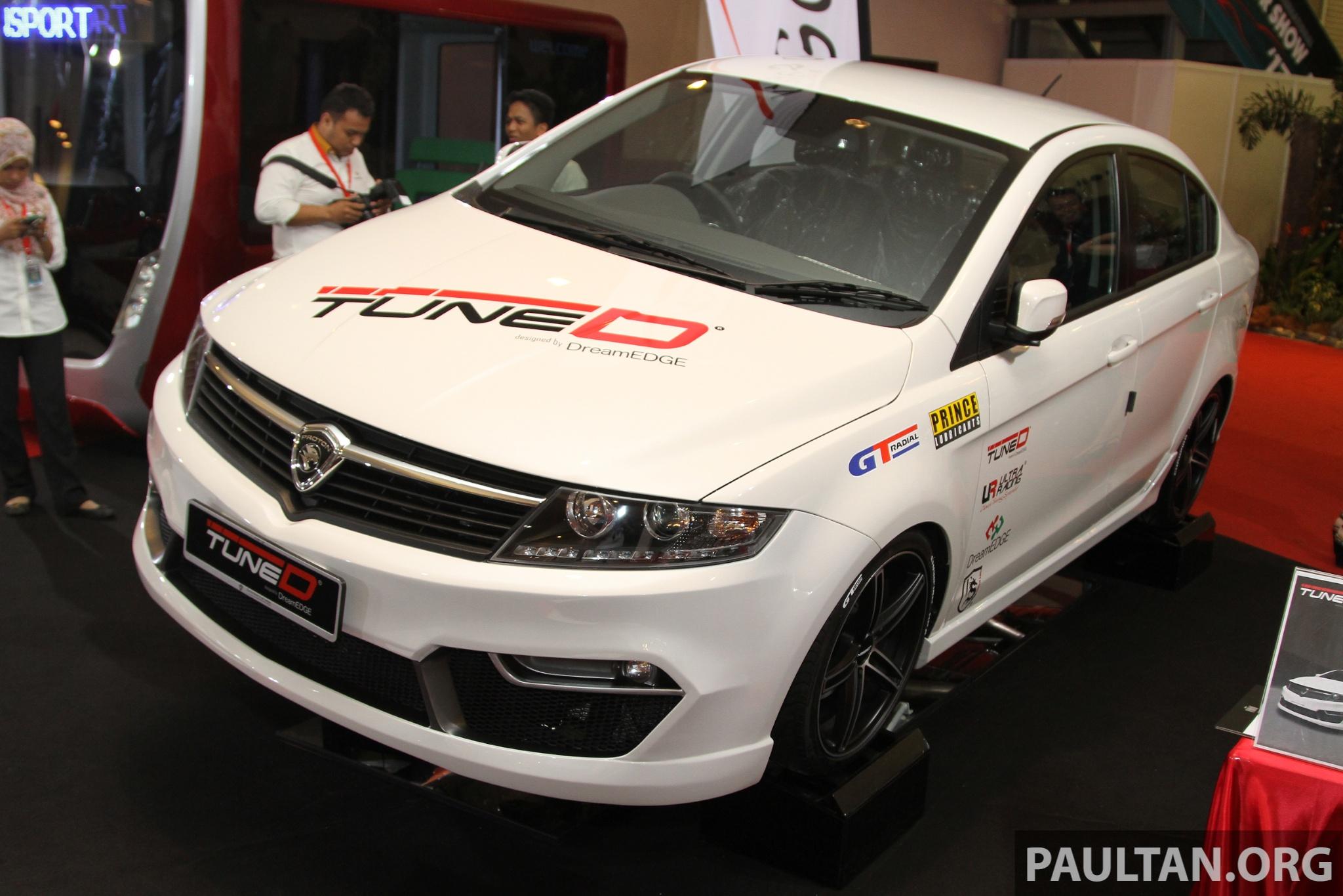 Full Coverage Car Insurance >> Proton Preve bodykit by DreamEDGE at KLIMS13