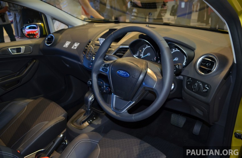 Ford Fiesta 1.0 EcoBoost previewed at KLIMS13 Image #210125