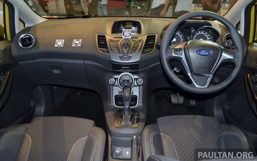 Ford Fiesta 1.0 EcoBoost previewed at KLIMS13 Image #210126