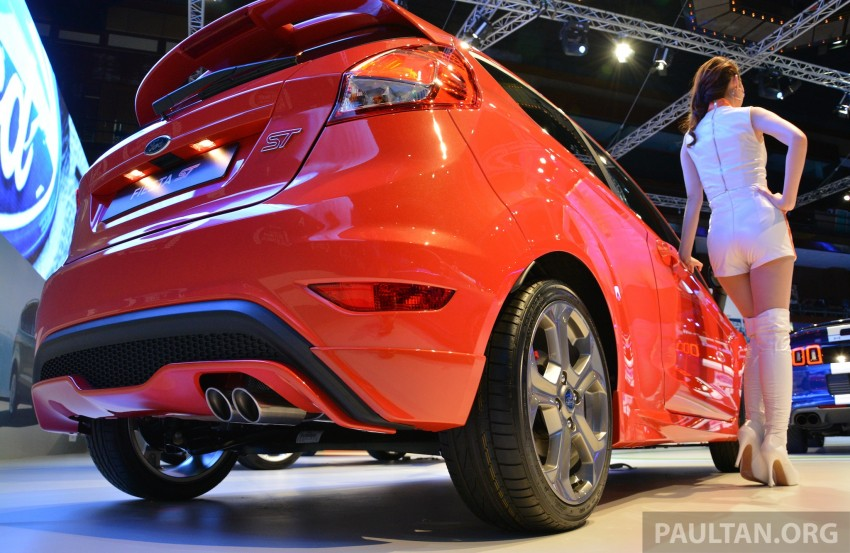 Ford Fiesta ST shown at KLIMS13 – arrives in 2014 Image #210428