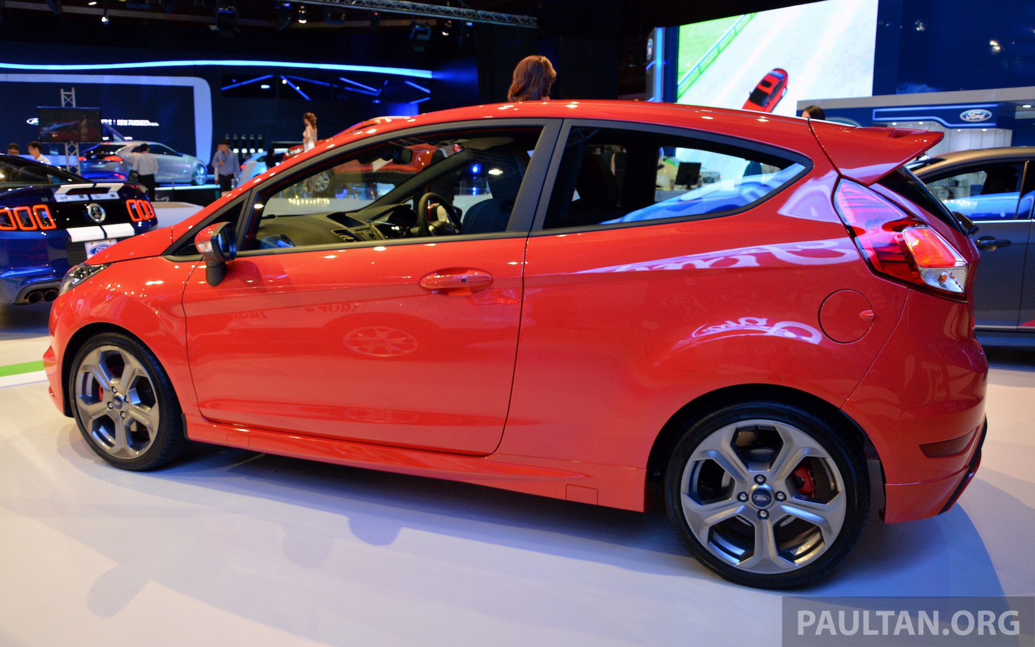 Ford Fiesta ST shown at KLIMS13 – arrives in 2014 Paul Tan - Image 210438