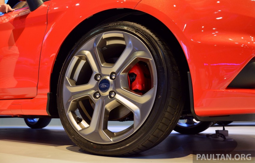 Ford Fiesta ST shown at KLIMS13 – arrives in 2014 Image #210445