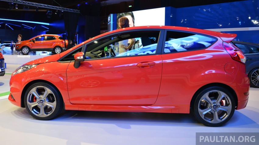 Ford Fiesta ST shown at KLIMS13 – arrives in 2014 Image #210446