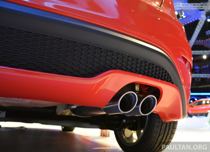 Ford Fiesta ST shown at KLIMS13 – arrives in 2014 Image #210450