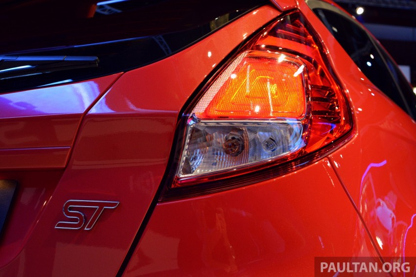 Ford Fiesta ST shown at KLIMS13 – arrives in 2014 Image #210453