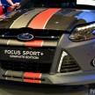 Ford Focus Sport+ Graphite Edition KLIMS 1