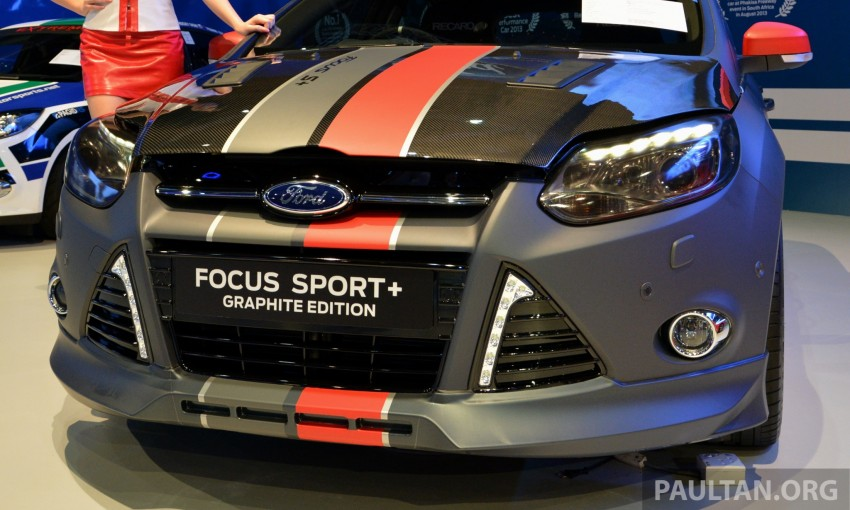 Ford Focus Sport+ Graphite Edition – a loaded one-off Image #210721