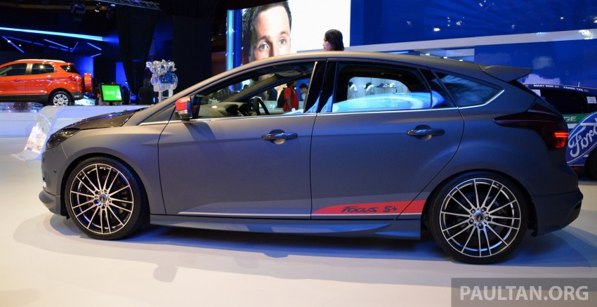 Ford Focus Sport+ Graphite Edition – a loaded one-off Image #210735
