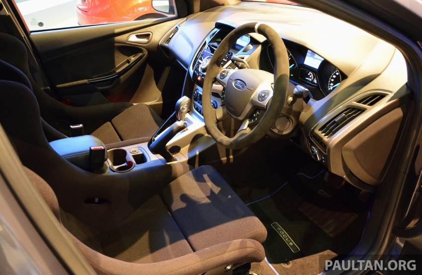 Ford Focus Sport+ Graphite Edition – a loaded one-off Image #210736
