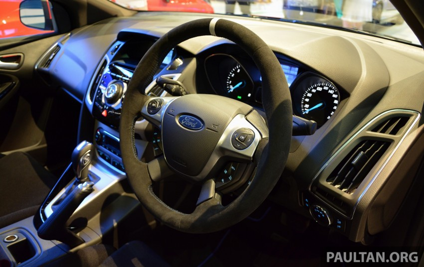 Ford Focus Sport+ Graphite Edition – a loaded one-off Image #210737