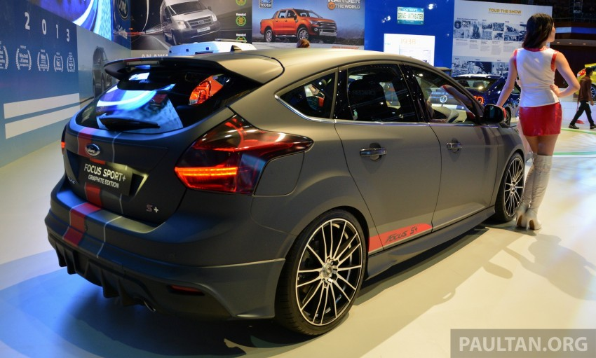 Ford Focus Sport+ Graphite Edition – a loaded one-off Image #210739