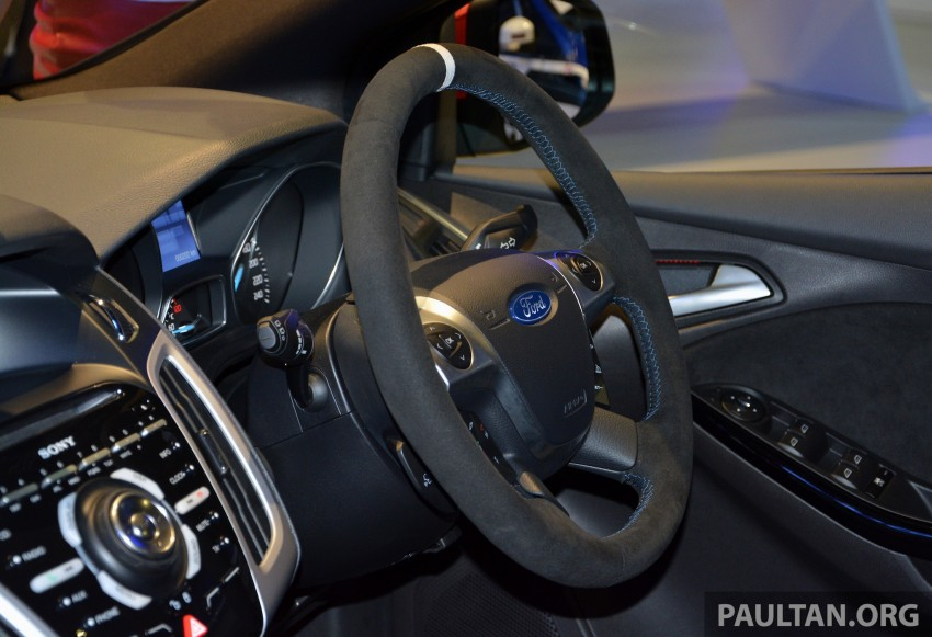 Ford Focus Sport+ Graphite Edition – a loaded one-off Image #210740