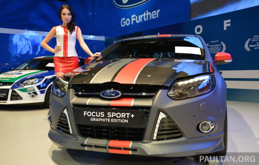 Ford Focus Sport+ Graphite Edition – a loaded one-off Image #210723