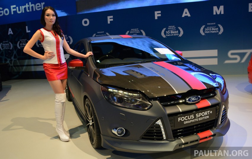 Ford Focus Sport+ Graphite Edition – a loaded one-off Image #210725