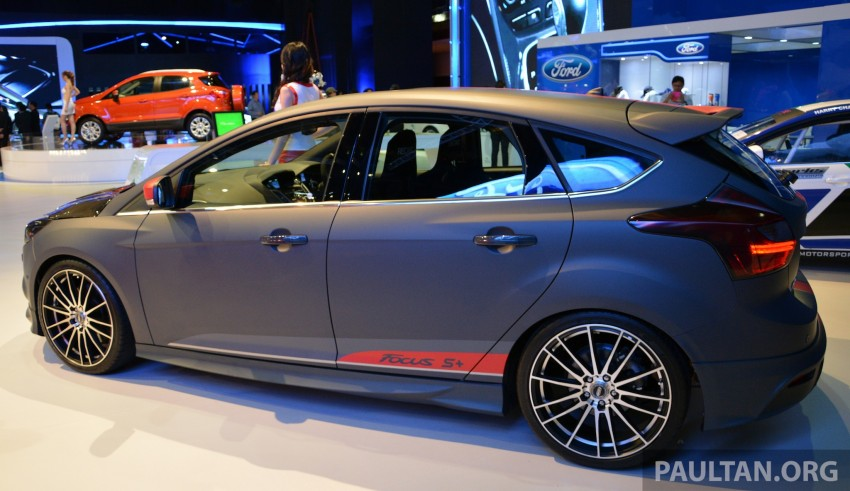 Ford Focus Sport+ Graphite Edition – a loaded one-off Image #210727
