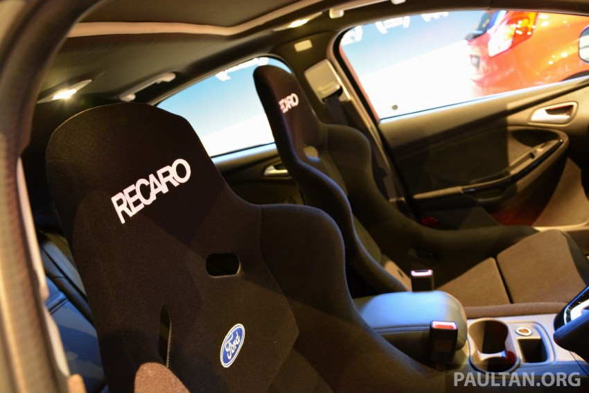Ford Focus Sport+ Graphite Edition – a loaded one-off Image #210729