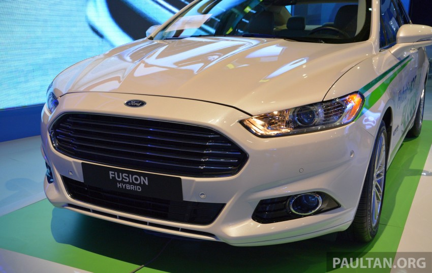 Ford Fusion Hybrid previews the Fusion for Malaysia Image #210742